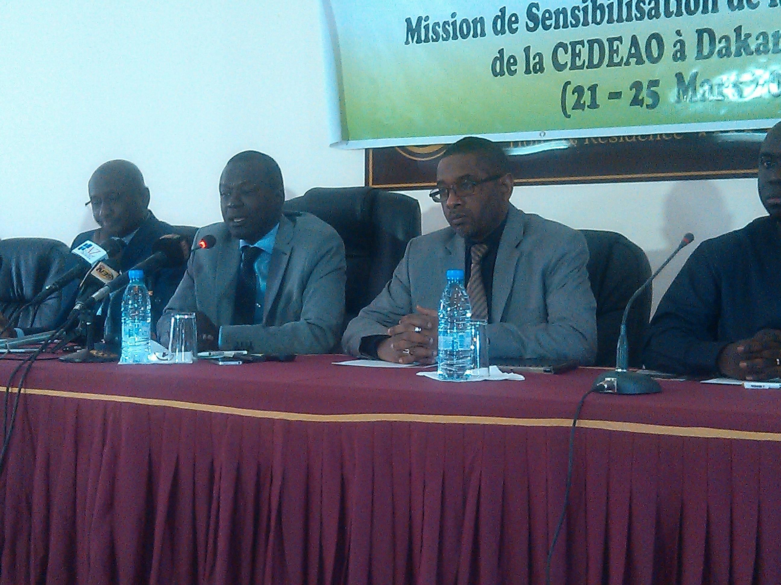 Responsabilité de la Cedeao sur les questions pénales au sein des pays membres : le juge Alioune Sall s'explique