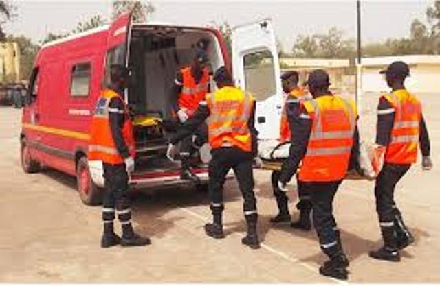 Terrible accident sur la route de Podor : Un car transportant une mariée entre en collision avec un camion et fait trois morts et 26 blessés...