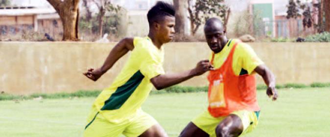 Concurrence : Diao Baldé Keita bouscule l'attaque des Lions