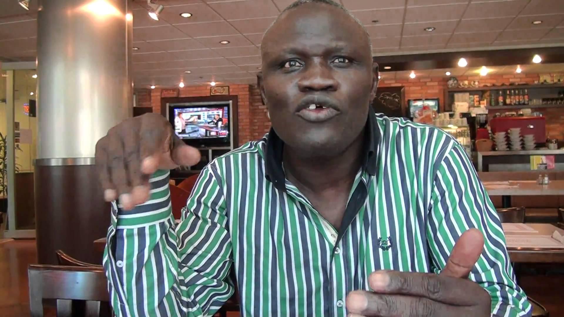 """Gaston Mbengue : """"Ceux qui ont voté """"Non"""" n'ont pas pris le temps de regarder le contenu parce qu'il en avaient après l'homme Macky Sall"""""""