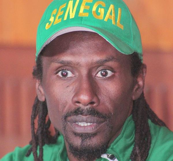 Aliou Cissé, sélectionneur des Lions : «Les garçons sont prêts à se qualifier à la Can»