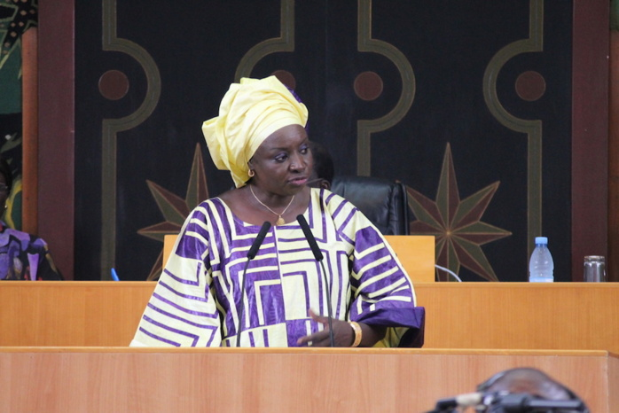 Statut du chef de l'opposition : Aminata Touré appelle la classe politique à trouver un consensus