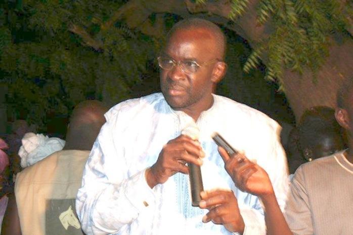 Moustapha Cissé Lô, coordonnateur déparmental de l'Apr  à Mbacké