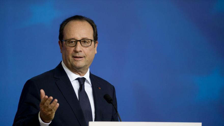 France : Hollande renonce à la déchéance de nationalité