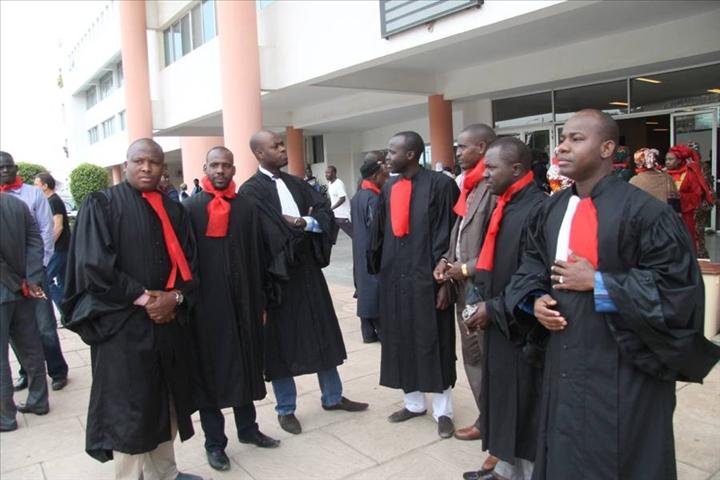 Tension : Les travailleurs de la Justice très remontés contre Me Boucounta Diallo