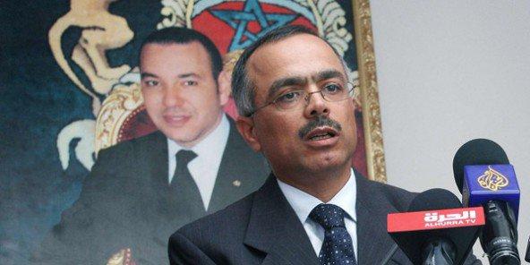 Chakib Benmoussa, ambassadeur du Maroc en France