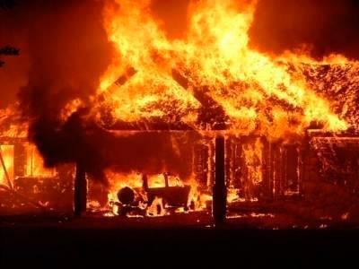 Mbour : Un incendie décime une famille entière