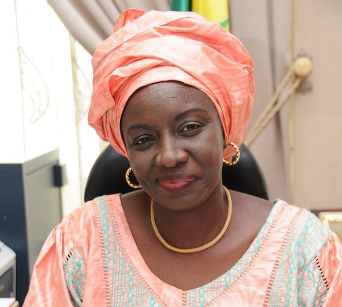 Mimi Touré poursuivie pour faux par Hissein Habré – Ses avocats réagissent
