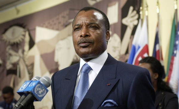 Congo : Des Ninjas pour faire quitter le président Denis Sassou Nguesso du pouvoir