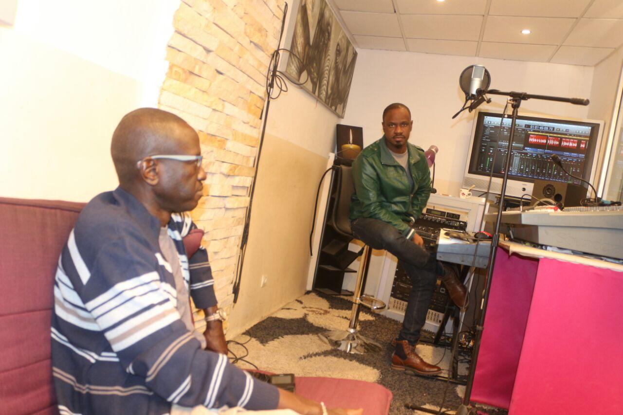 Baba Hamdy en studio : Que mijote-t-il ?