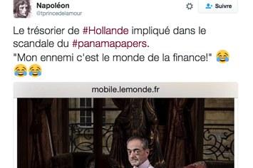 Panama Papers: non, l'ex-trésorier de François Hollande n'est pas épinglé par Le Monde