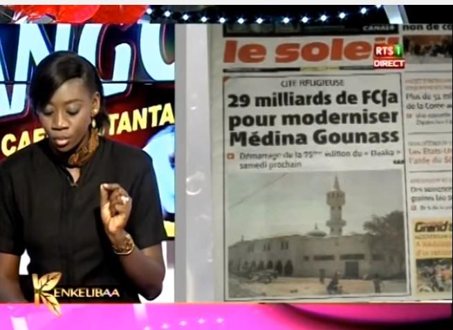 L'Etat annonce 23 milliards pour  la modernisation de la cité religieuse de Médina Gounass