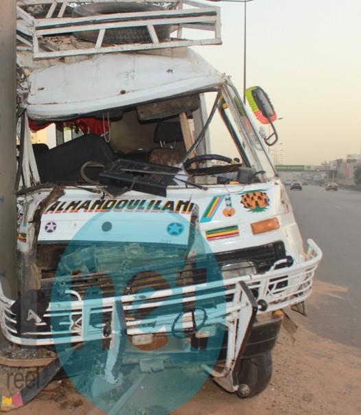 Accident à Touba - Un car «Ndiaga Ndiaye» fait deux morts