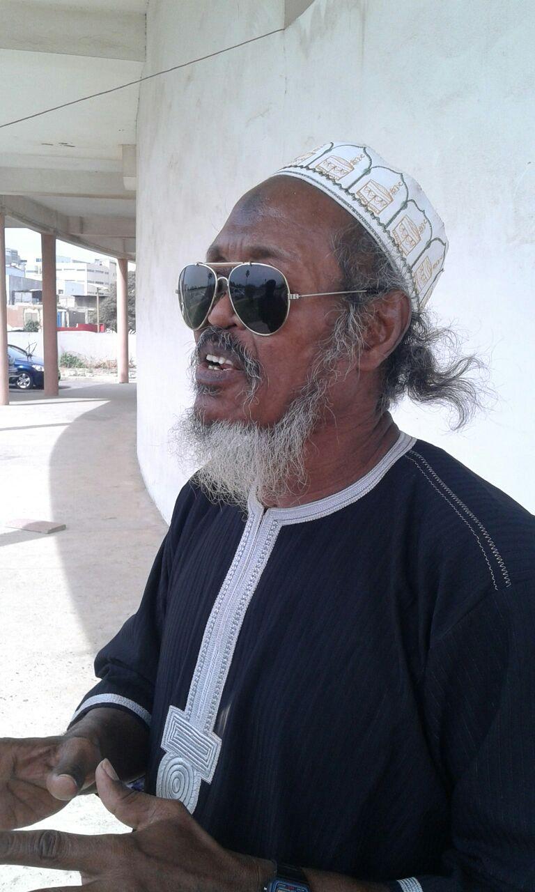 Terreur de Dakar dans les années 80, Bouba Chinois a vieilli !