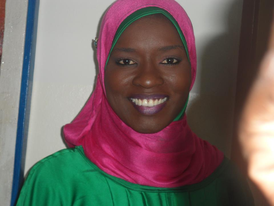 Ourèye Thiam Pereira de la Rts à la tête du mouvement des femmes du Rassemblement islamique du Sénégal (Ris)