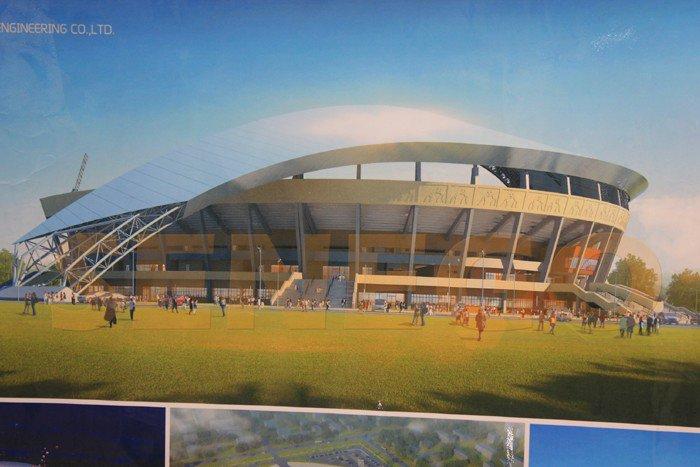 Erection de l'Arène nationale à Pikine - Les architectes fustigent la démarche du gouvernement