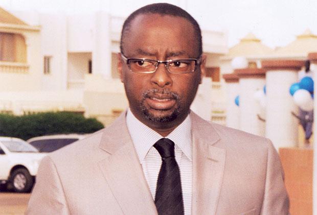 Hamidou Diop, Secrétaire général du Cnp