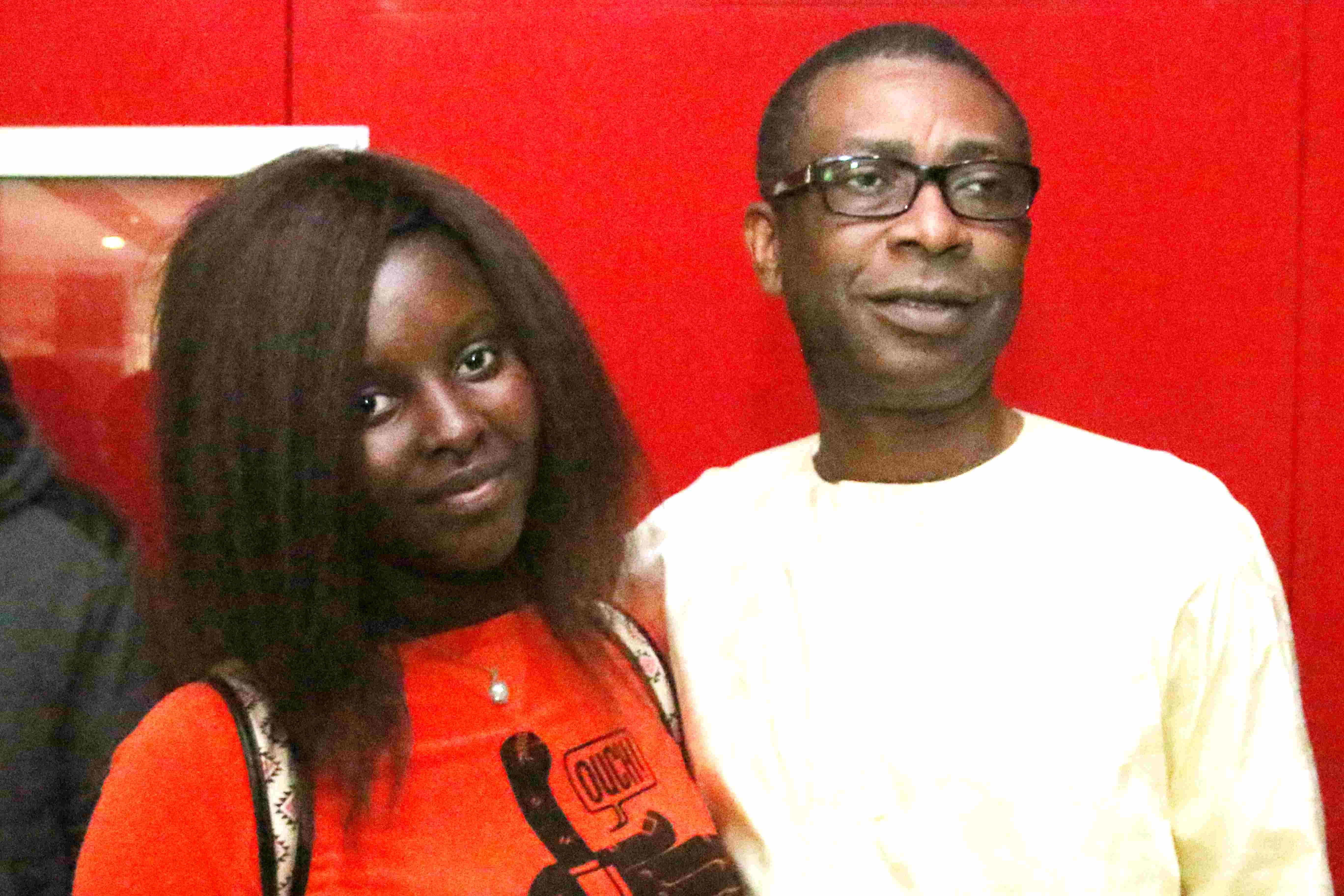 Abiba, une nouvelle star protégée de  Youssou Ndour ?