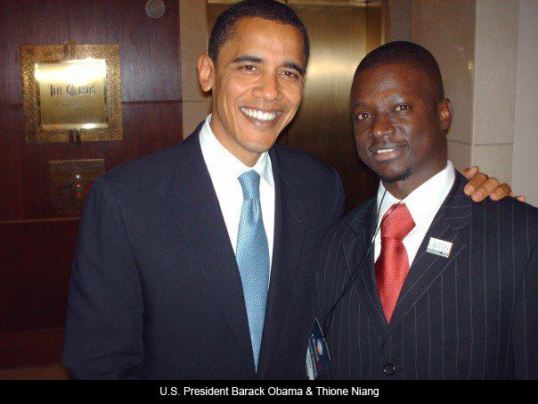 """Homosexualité – Thione Niang: """"J'étais fier de la réponse du président Macky Sall à Barack Obama"""""""