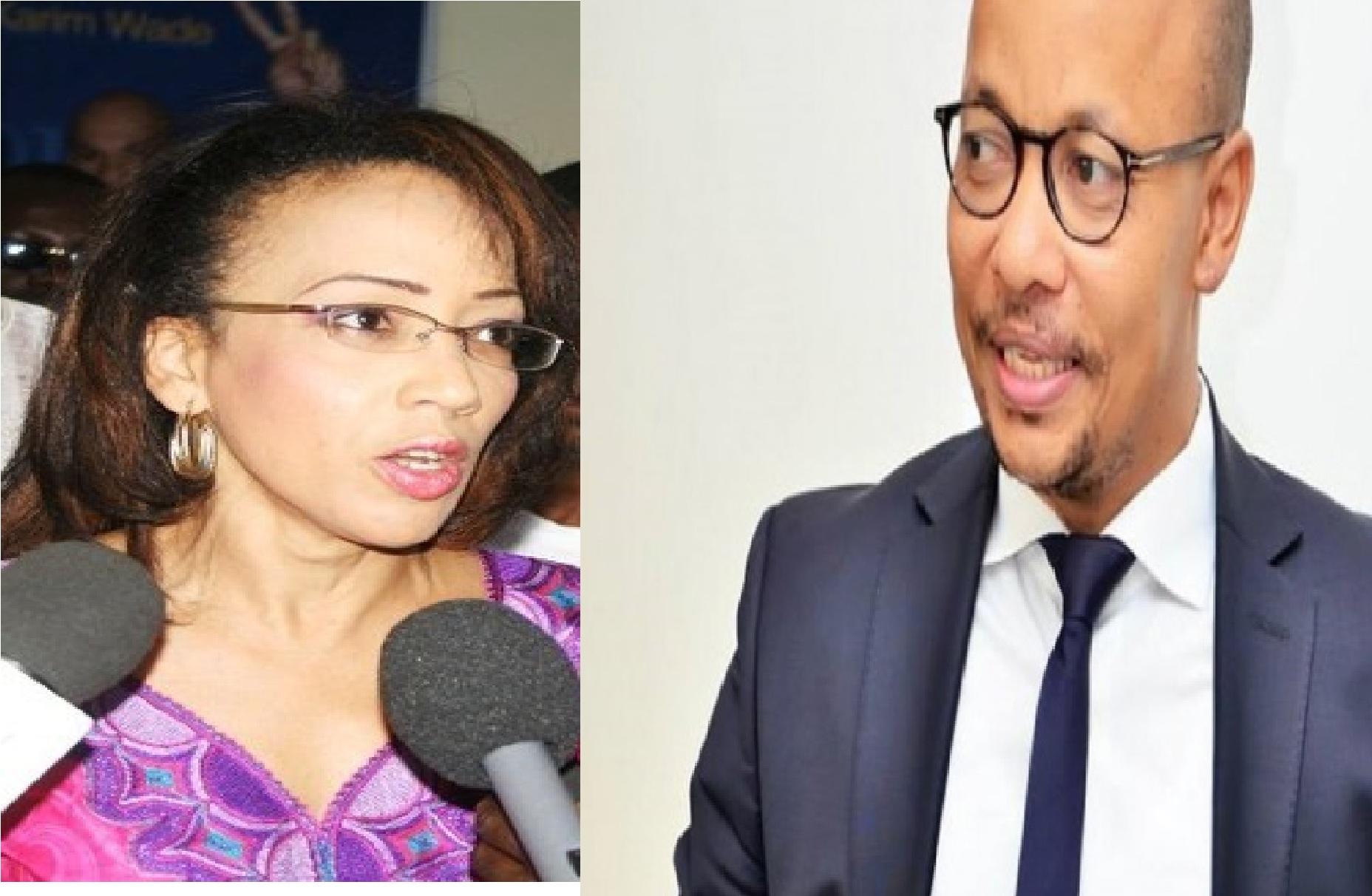 Demande de libération de Karim Wade: Hélène Della Chaupin assène ses vérités à Souleymane Jules Diop