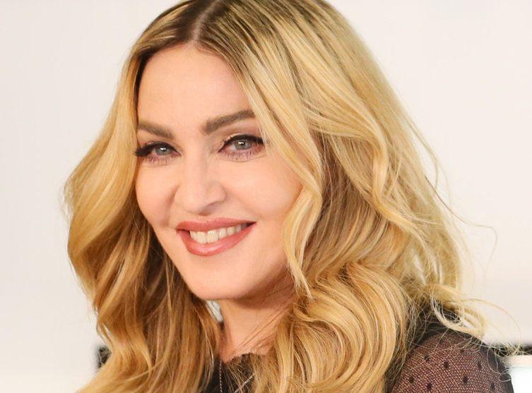 Madonna a revu son fils Rocco à Londres