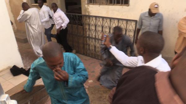 Affrontements de Bby à Thiès: Le frère de Abdou Mbow et son protagoniste  placés en garde à vue.