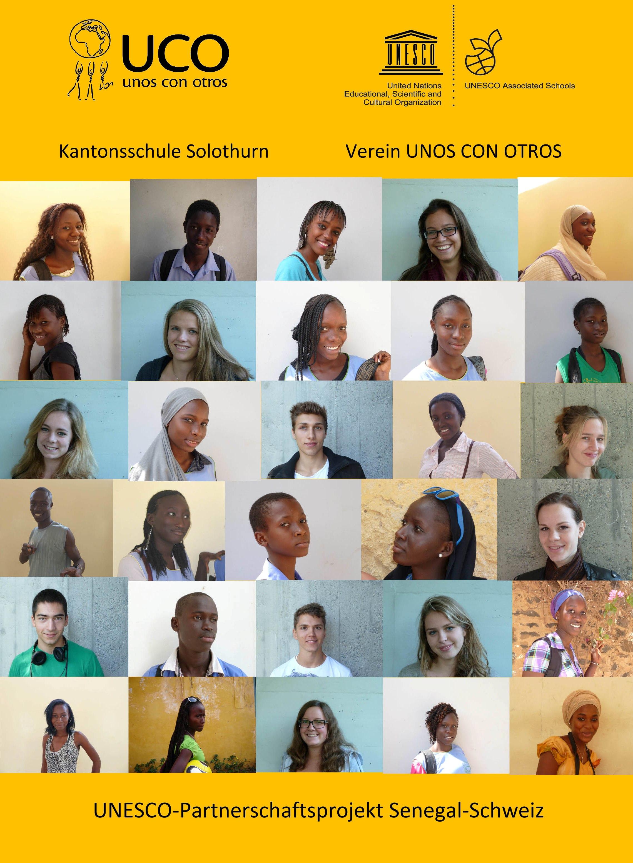 Partenariat  Cem Ousmane Ngom de Thiès / Lycée cantonal de Soleure en Suisse,