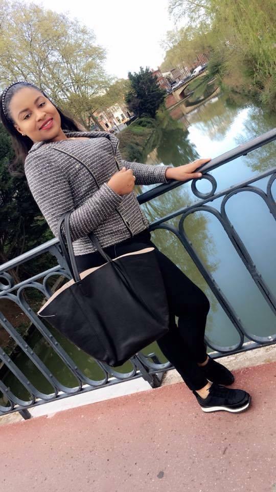 Dolce Monteiro, Madame Diagne en mode vacances à Paris