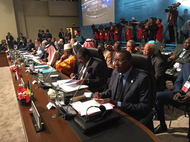 OCI: Mankeur Ndiaye salue la coalition internationale de l'Arabie saoudite