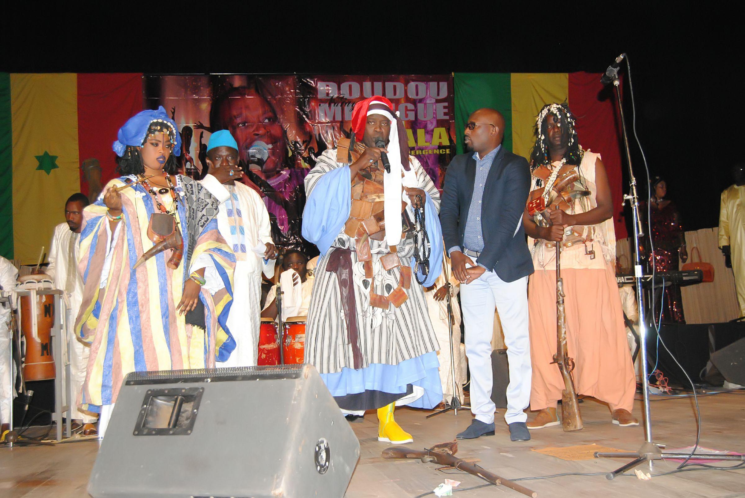 L'anniversaire de Doudou Ndiaye Mbengue en images
