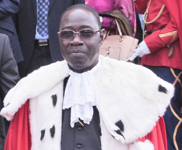 Mamadou Badio Camara, Premier président de la Cour Suprême : «Les magistrats doivent accepter la critique»