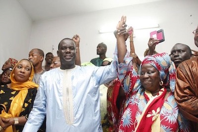 Structuration du Grand Parti : Pas encore de responsables, selon Mata Sy Diallo