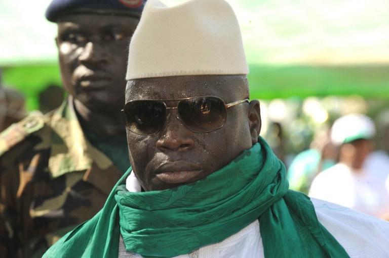 Gambie : Jammeh nomme un nouveau président de la CEI
