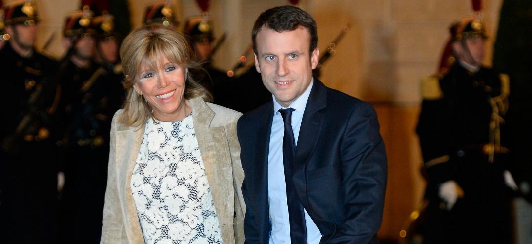 Emmanuel Macron, people à l'insu de son plein gré
