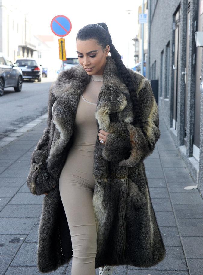 Kim Kardashian : elle n'allaite plus son fils a cause de ...