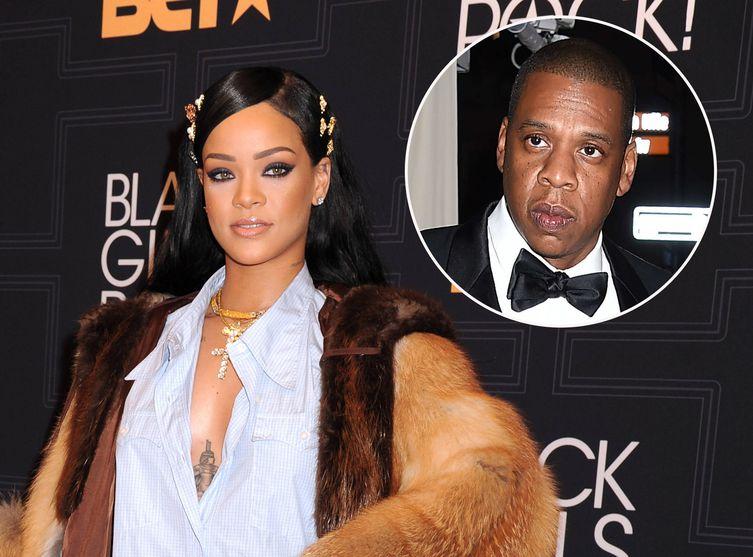 Rihanna : ses rapports avec Jay Z se tendent à cause des faibles ventes de son album sur Tidal
