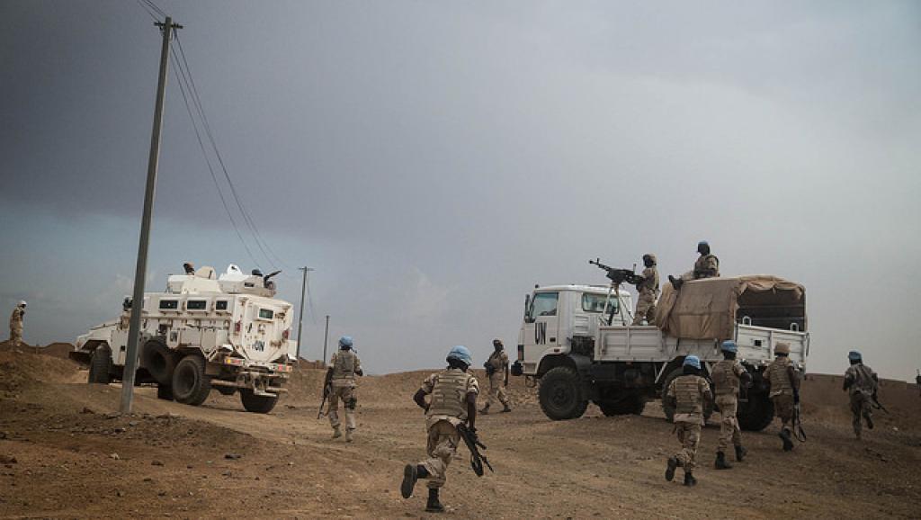 Mali: une manifestation contre Barkhane dégénère à Kidal
