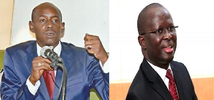 Affaire Fada et le Groupe parlementaire du Pds : Amadou Diarra flingue le chef des frondeurs et interpelle Moustapha Niasse
