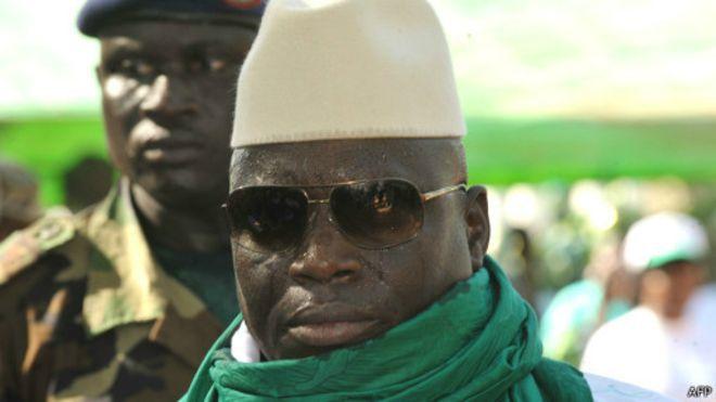 Gambie – L'ordre des avocats initie une action judiciaire contre Jammeh