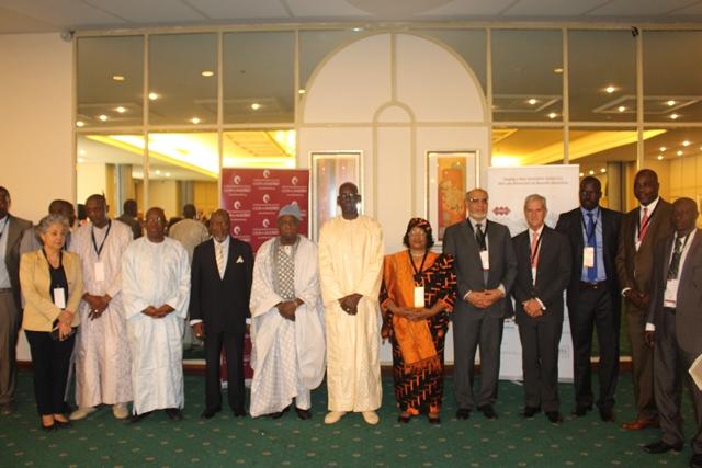 Table ronde sur la nouvelle génération de démocratie en Afrique : D'anciens Présidents africains montrent la route à la prochaine génération