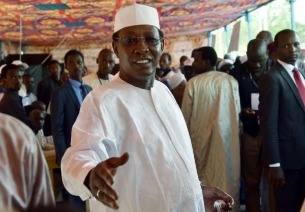 Présidentielle au Tchad : Idriss Déby obtient 61,56% des voix