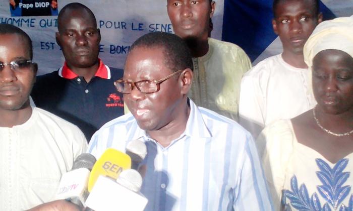 Pape Diop tire sur Macky, le Pm et Serigne Mbaye Thiam : «Il n'y a rien à Fatick et Gossas»… «Serigne Mbaye Thiam est un facteur bloquant !»