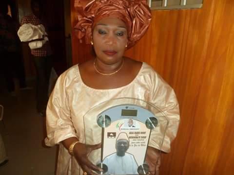 Adja Marie Diouf, responsable de l'Apr de Zac Mbao : « Abdou Karim Sall n'ose pas me défier à Mbao »