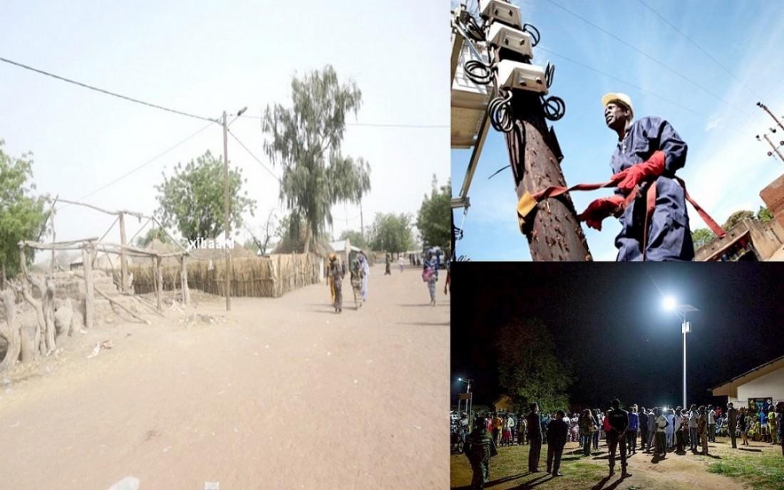 Un projet vise à électrifier 40 villages pour un montant de 5 milliards