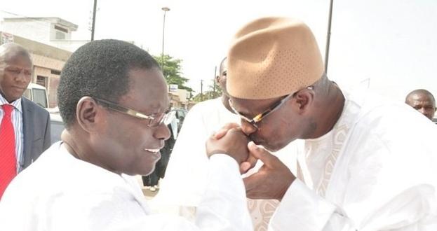Terrains de l'aéroport : Le duo Pape Diop – Mbackiou Faye en cause ?