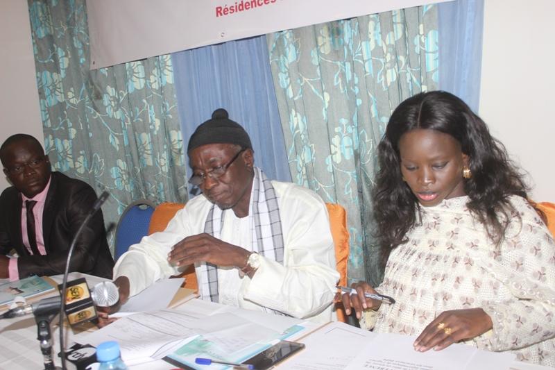Atelier de partage du Plan stratégique de développement de l'Anpectp : Thérèse Faye Diouf invite les coordonateurs régionaux à se l'approprier