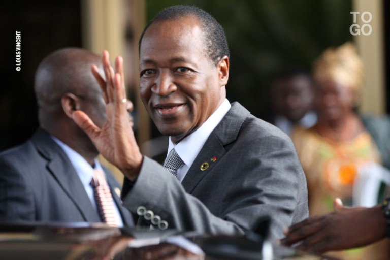 Au Burkina le blanchiment des 86 milliards F Cfa constaté « ne relève pas de la transition » (Roch Kaboré)