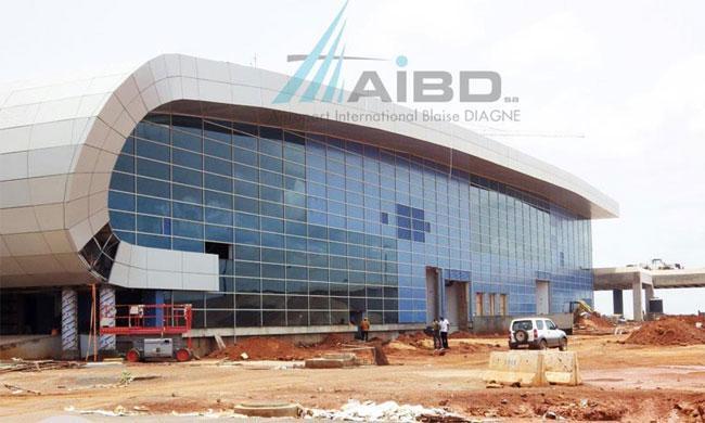 Aibd : Les travaux achevés dans huit mois