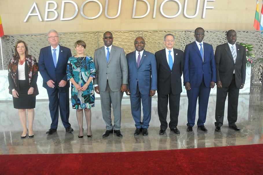 Macky Sall sur la question sécuritaire : «Nous devons agir ensemble pour y répondre, en associant nos moyens, notre intelligence et notre expertise»