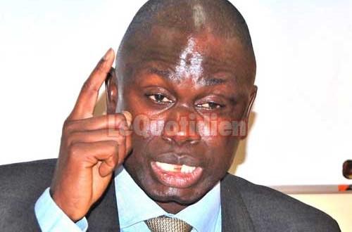 """Seydi Gassama taille Ouza Diallo : """"Il peut continuer à raconter des absurdités, cela n'arrêtera pas la marche du peuple gambien vers la liberté"""""""